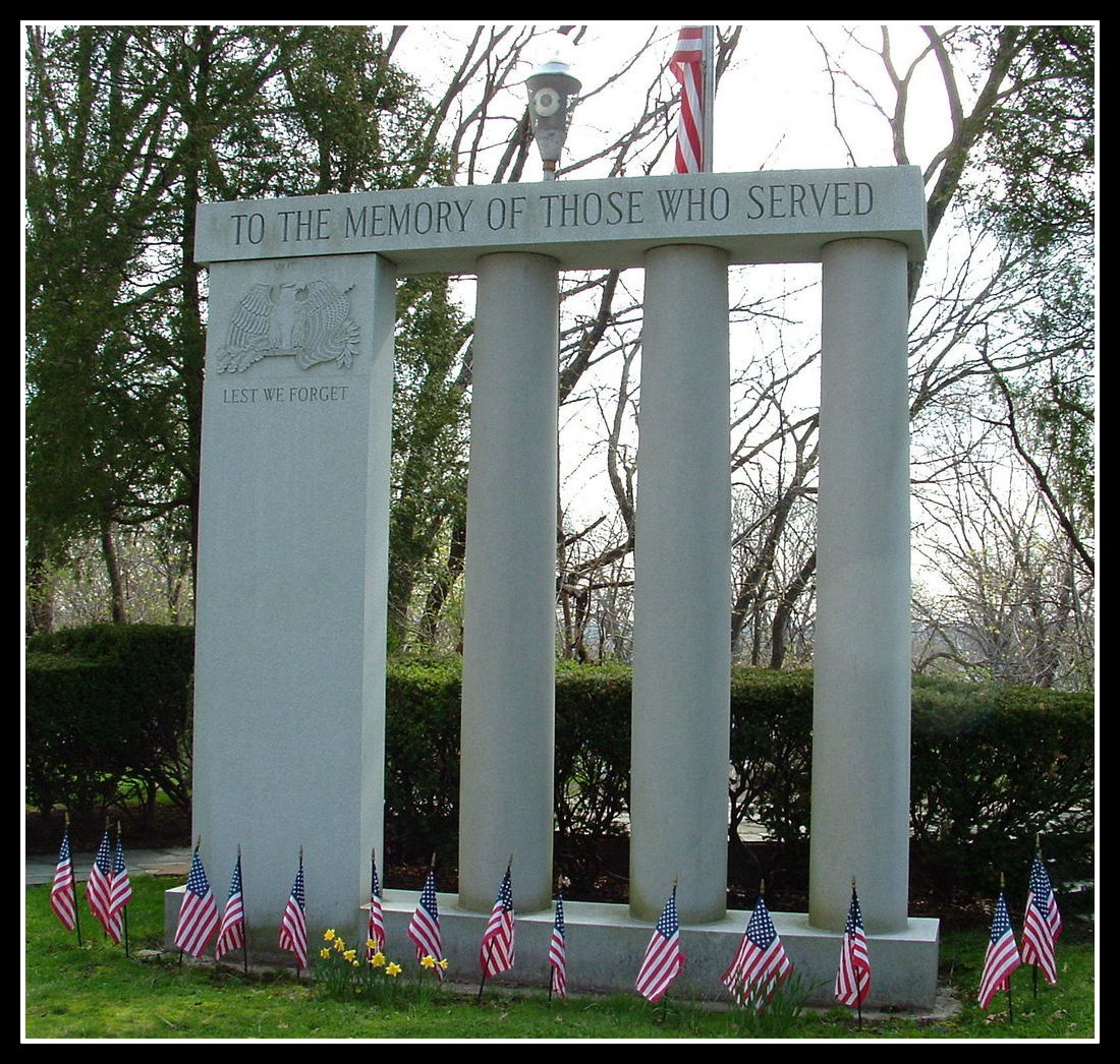 Belleville-Veterans-Memorial, Union Ave., Belleville, NJ