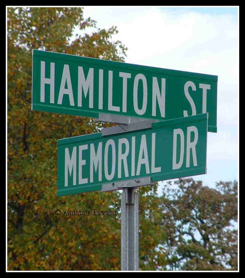 Sgt. William Hamilton was killed in action in Germany on April 2, 1945.