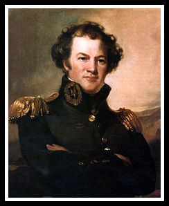 General Alexander Macomb portrait by Thomas Sully