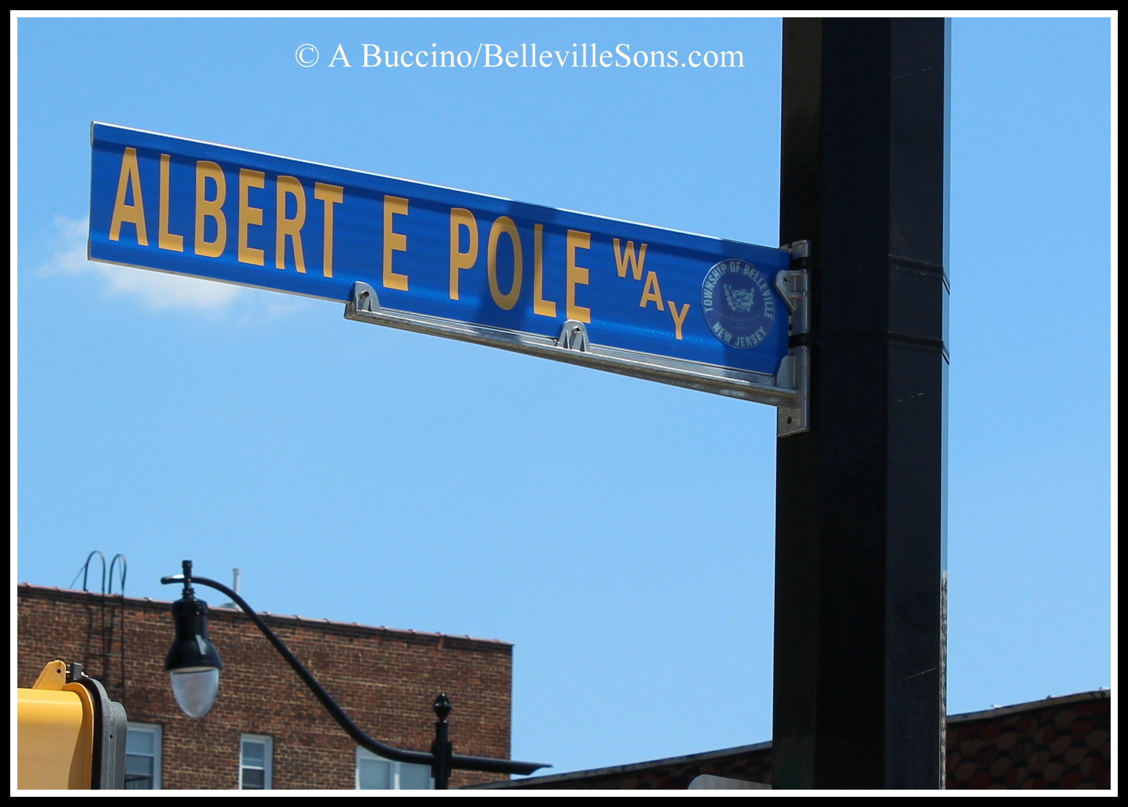 Albert E Pole Way, Belleville, N.J.